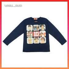 Kids Boys Girls 1D One Direction Niall ,Zayn,Liam,Harry,Louis Tee,T-shirt Top Sz