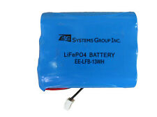 LiFePO4 Rechargeable Battery
