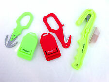 NET CUTTER scuba diving rope LINE dive KIT tool TECH blade FISHING cord SAFETY !
