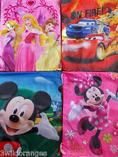Gym PE Pump Trainer Swim Bag Disney Official Licensed Drawstring Handle