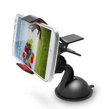 Multi-Purpose Car Clip Holder Mount Stand For Samsung Galaxy Note 2 N7000 N7100