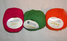 Pick A Color - Schachenmayr SIENA - Cotton/Acrylic Blend Yarn.100 yds per skein