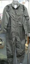 US AIR FORCE CWU-27/P ARAMID FLIGHT SUIT COVERALLS FLYER'S MEN SAGE GREEN NEW