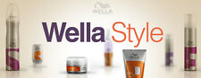 Wella Style Styling Products - Complete Collection