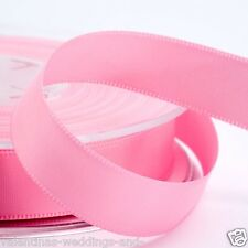 Best Quality Cut Lengths Double Sided Satin Ribbon 3mm 6mm 10mm 16mm 25mm 38mm