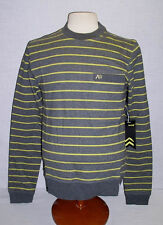 $59 NEW BURTON ANALOG MENS SWEATSHIRT SUBSYSTEM CREW SWEATER S M L XL TRUE BLACK