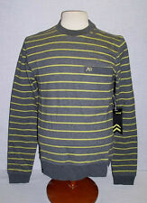 NEW BURTON ANALOG MENS SWEATSHIRT SUBSYSTEM CREW SWEATER S M L XL TRUE BLACK