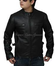 Fast And Furious 6 Vin Diesel Mens Leather Jacket