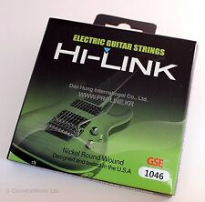 Proline Hi-Link Electric Guitar Strings - VARIOUS GAUGES/SIZES - UK SELLER