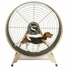 PET RUN TREADWHEEL for DOGS by GO PET-3 SIZES Toy-Medium-Large