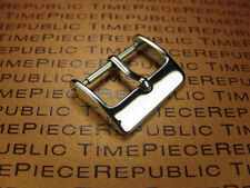 New Top Quality 20mm 18mm 16mm SWISS 316L Stainless Watch Buckle Polish