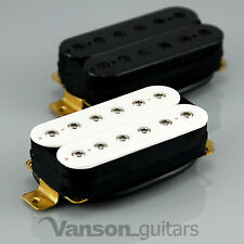 1 x New VANSON High Output Hex-pole Humbucker Pickup, for Ibanez, Epiphone etc