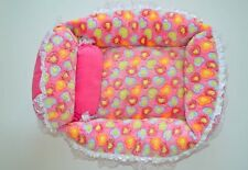 Princess Cute Cozy warm Soft Pet Bed house For Dog Puppy Cat Removable