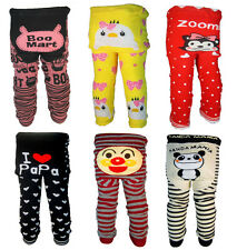 Baby toddler leggings boys girls Warmer socks Knitted PP pants