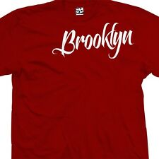 Brooklyn Over Flow T-Shirt - Graffiti Hip Hop street wear - All Sizes & Colors