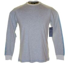 Bnwt Mens Fcuk French Connection Long Sleeved T Shirt Top RRP£40 Grey New