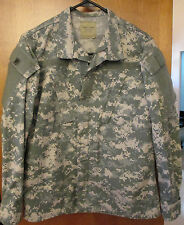 Genuine US ARMY Issued Military ACU Digital Combat Uniform Jacket Top Ex. Cond