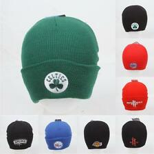 NBA Basketball Knit Warm Winter Ski Skull Cap Beanie - Pick Your Team and Style!