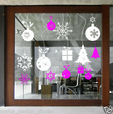 Huge Size Christmas Decoration Sticker  Shop Window Xmas Sign s49