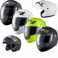 SHOX BULLET MOTO SCOOTER MOBYLETTE MODULAIRE CASQUE