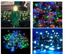 250 LED Indoor Outdoor Christmas Wedding Garden Party Xmas Decoration Lights