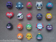 Series 2 Moshi Monsters Moshlings: pick your glitter, gold, ultra rare & regular
