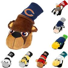 NFL Football Team Logo Childrens Mascot Mittens - Pick Your Team - Great Gift!