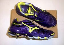 Mizuno Wave Tornado 7 Volleyball Shoes NEW Purple/Yellow (Men's 6/ Women's 7.5)