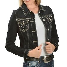 Miss Me Jean Jacket For Women Western Wear