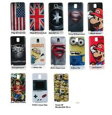 New Super Hero Housing Battery Back PC-Cover For Samsung Galaxy Note 3 N9000