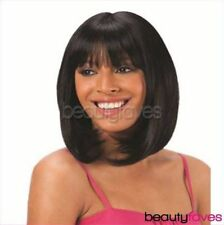 LACE BLUNT BANG BY SHAKE N GO FREETRESS EQUAL CLIP IN EXTENSION WEAVE