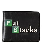 Breaking Bad Fat Stacks Leather Wallet - NEW & OFFICIAL