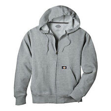 DICKIES JACKETS : DICKIES TW391 MIDWEIGHT FLEECE FULL ZIP HOODIE