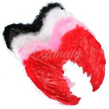 45cm*36cm Fairy Angel Feather Wing Photo Costume Kids Girls Christmas Party Prop