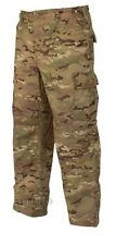 Tru-Spec Multicam Zipper Fly BDU pants. 65/35 Poly Cotton Twill