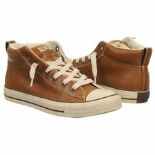 Converse Chuck Taylor Men's All Star Mid Fashion Sneaker Pinecone Brown All Sz