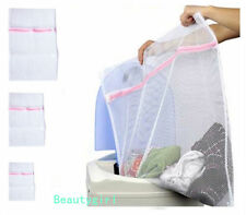 New Home's Laundry Mesh Washing Bags Protect Wash Bag Coarse Mesh,3 Size