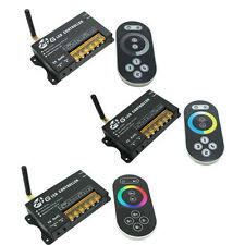 2.4G  RGB Full-Color/Color-temperature/Single Color Dimmer Controller Wireless