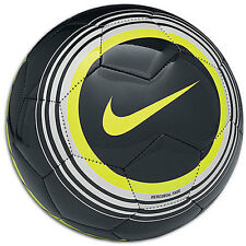 Nike Mercurial Fade Soccer Ball 2010 - 2011 Brand New Black / Yellow / Silver