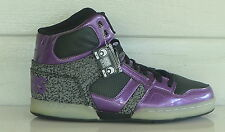 Osiris Shoes NYC 83 - High Top Skate  - Pur/Blk/Char US Sizing