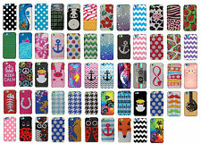 For Apple iPhone 5C New Colorful Creative Designs Snap On Hard Cover Phone Case