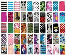 For Apple iPhone 4 4S Colorful Designs Protective Snap On Hard Cover Phone Case