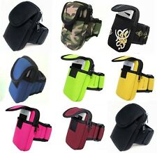 Outdoor Cycling Sports Running Wrist Pouch Mobile Cell Phone Arm Bag Wallet