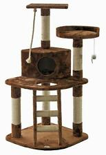 Cat Tree House Toy Bed Scratcher Post Furniture