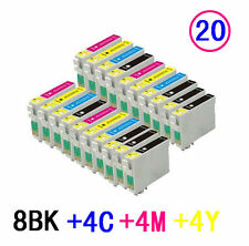 20PK COMPATIBLE T129 T1295 INK CARTRIDGE FOR EPSON STYLUS INKJET PRINTER