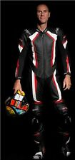 RST R14 RED/BLACK 1PC Leather Motorbike Suit Cheap for 2014 40/42/44/46/48/50