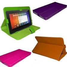 "Luxury 7"" inch Android Tablet PC Leather Case Cover Folio Stand with stylus"