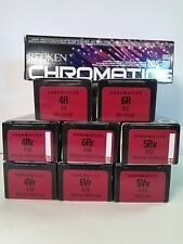 Redken Chromatics Permanent Haircolor 2 oz (18 Shades of Natural to choose from)