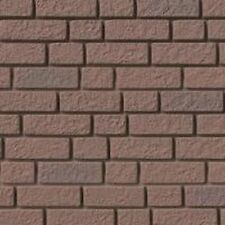 Vinyl Siding Foundry Brick Like Kiln-Fired Clay Brick 4 Colors LIFETIME WARRANTY