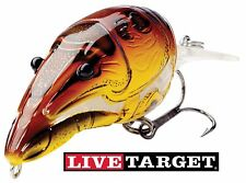 Koppers Live Target Crawfish Crankbait. Medium Diver
